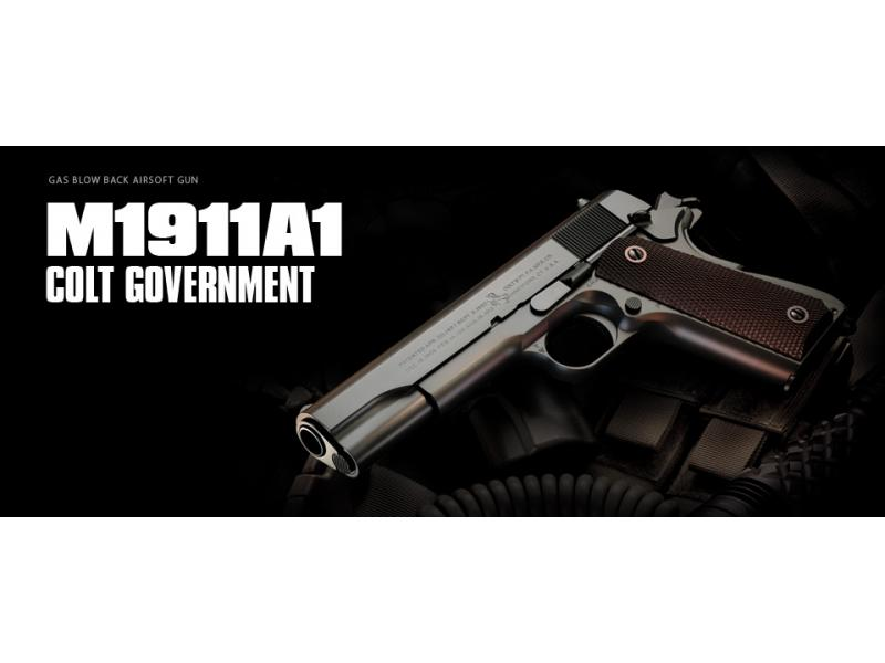 NEW Tokyo Marui No 20 M1911A1 Colt Government Gas blow back